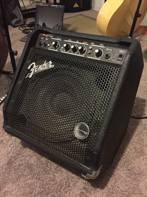 Fender Bassman Amp Combo for Sale in Fresno, CA