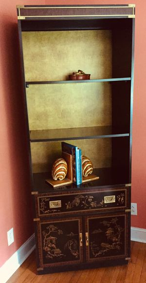 Drexel Heritage chinoiserie cabinet for Sale in Tullahoma, TN