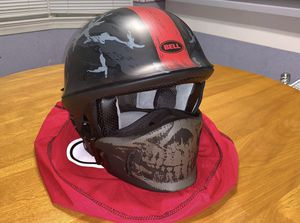 Bell Rogue Ghost Recon Camo motorcycle helmet NEW for Sale in Annandale, VA