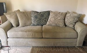 Sofa and Recliner set for Sale in Burke, VA