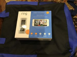 Ring Video Doorbell Pro for Sale in Refugio, TX