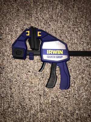 """40"""" Trigger Clamp """"Irwin Quick-Grip"""" for Sale in Chico, CA"""