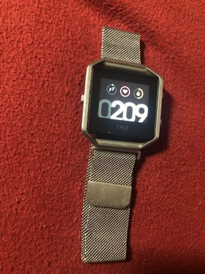 Fitbit Blaze for Sale in Renton, WA