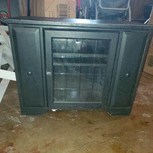 TV stand/media cabinet for Sale in Joliet, IL
