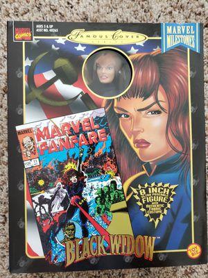 Black Widow Avengers Assemble Famous Covers Figure for Sale in Renton, WA