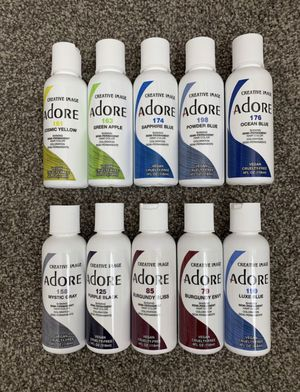 Adore semi-permanent hair color for Sale in Lake Forest, CA