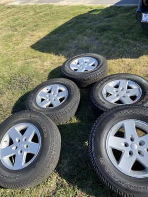 Goodyear tires for Sale in Pflugerville, TX
