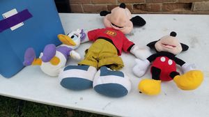 Mickey mouse stuffed animal for Sale in Houston, TX