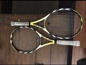 Head Graphene mid plus tennis rackets for Sale in Seattle, WA