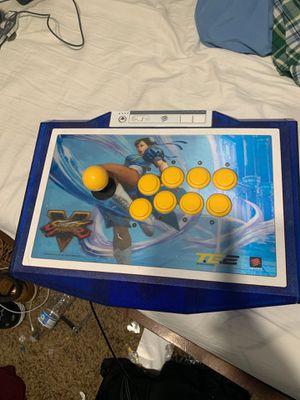 Limited edition PS4/PS3 Chun Li arcade stick for Sale in Fresno, CA