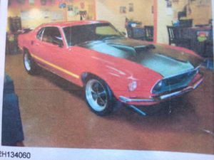 1969 Ford Mustang for Sale in Lone Tree, CO