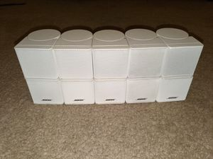 Bose Jewel Cube Speakers for Sale in San Leandro, CA