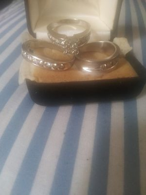 These are wedding rings that I bought 7 years ago when I got married. for Sale in Richmond, CA