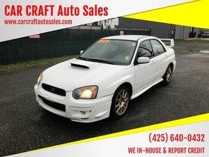 2004 Subaru Impreza Sedan for Sale in Brier, WA