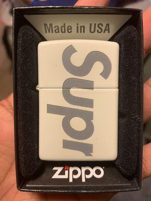 Supreme Zippo for Sale in Escondido, CA