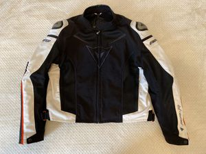 Dainese SPR Super Speed Racing Motorcycle Jacket Size US 52/EU 62 in Absolutely MINT Condition for Sale in Las Vegas, NV