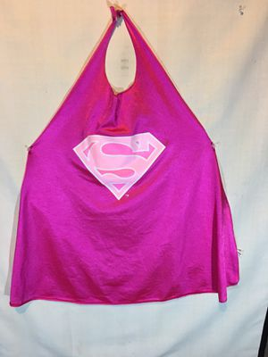 Six Flags SuperGirl Cape for Sale in Pittsburg, CA