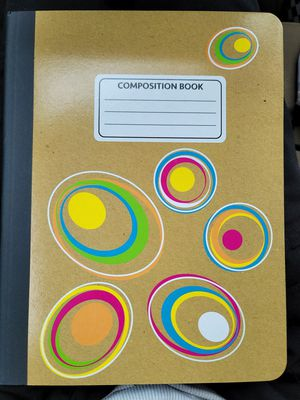 Composition Notebook for Sale in Fort Worth, TX