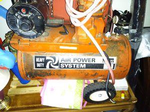 20 gallon air compressor for Sale in Wichita, KS