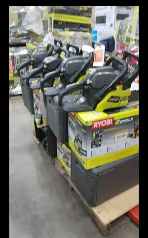 "RYOBI 2 CYCLES 14""IN CHAINSAW LIKE NEW EACH ONE for Sale in San Bernardino, CA"