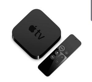 Apple TV 4K (32GB, Latest Model for Sale in Bloomingdale, IL