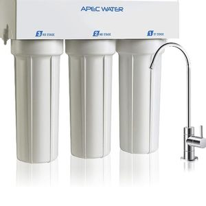 Apec WFS-1000 super Captivity 3 Stage under Sink Water Filter System for Sale in Columbus, OH