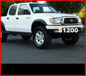 Price$1200 Toyota Tacoma for Sale in Macon, GA
