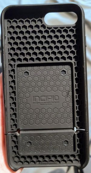 iPhone 8 Plus Rugged Wallet Case - Black for Sale in Arvada, CO