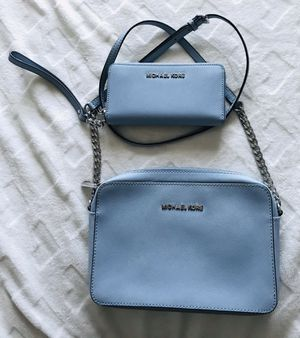 Michael Kors Crossbody with Phone Case Wallet for Sale in Lewisville, TX