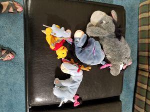 Disney Eeyore stuffed animals for Sale in Colton, CA