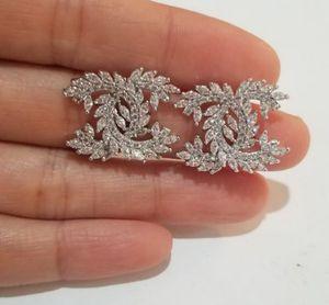 Cz diamond studs earrings for Sale in Austin, TX