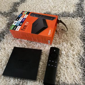 Amazon FireTV 4K UHD for Sale in Reston, VA