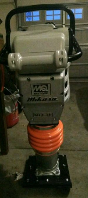 Mikasa jumping jack mtx70 for Sale in Dublin, CA