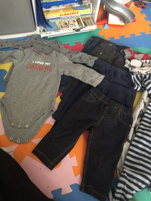 Boys variety 9 months fall/winter for Sale in Fairfax, VA