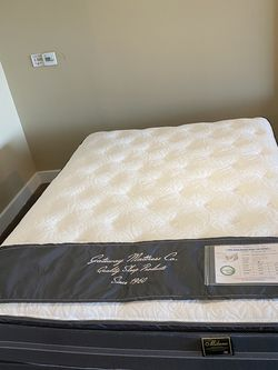 Gateway Mattress Milano Euro Top M. Firm- Twin-King Size Available for Sale in Anaheim,  CA