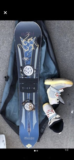 Snowboard for Sale in San Diego, CA