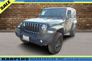2018 Jeep Wrangler for Sale in Pacoima, CA