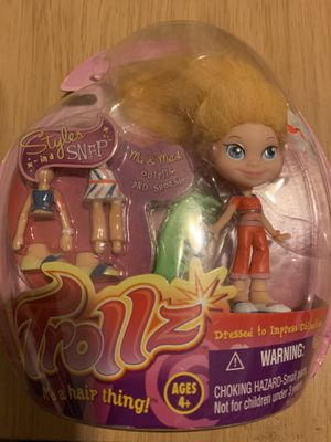 TROLLZ it's a hair thing Collectible for Sale in The Bronx, NY