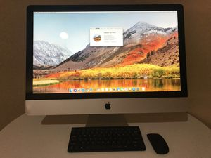27 inch Apple iMac – i7 Quad 2.93ghz 16gb Ram - All in One Computer for Sale in Anaheim, CA