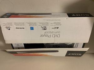 DVD player ($10, DVP-SR200P) for Sale in Boston, MA