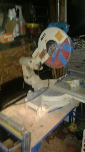 Nakita table mitre saw for Sale in Detroit, MI