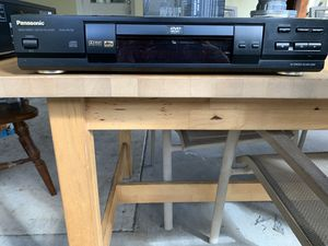 Panasonic DVD Player for Sale in Lutz, FL