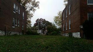 Lot in the 800 block of Dover Place for Sale in St. Louis, MO