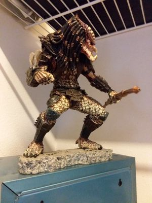 Collectables/Predator/Action Figure/Statue for Sale in Spanaway, WA