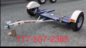 New 2021 Master Tow Dolly 80hd model w/wo brakes for Sale in Manheim, PA