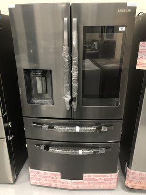 Brand New Fridge Smart Hub Black Stainless Steel Fingerprint Resistant for Sale in Tempe, AZ