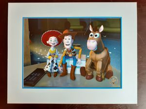 Toy Story 2 Disney Pixar 2000 11x14 lithograph collection for Sale in Elk Grove, CA