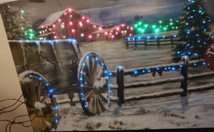 Light Up Winter Picture for Sale in GRANDVIEW, OH