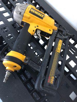 Dewalt D51275 16GA Nail Gun for Sale in Evans, CO