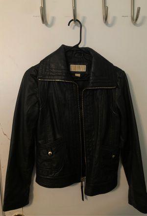 Michael Kors Leather Jacket for Sale in Salem, MA